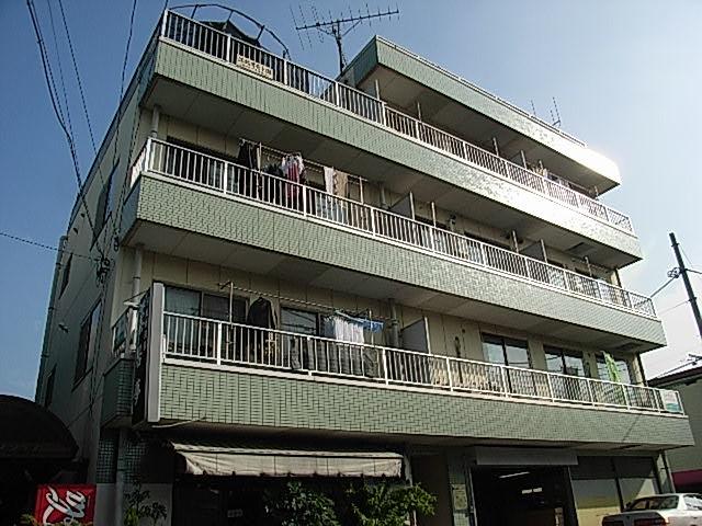 扇大橋 徒歩11分 3階 2DK 賃貸マンション