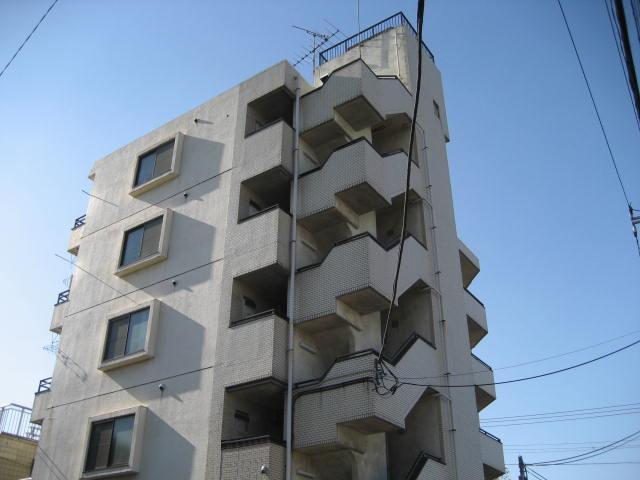 西新井 徒歩7分 4階 1DK 賃貸マンション