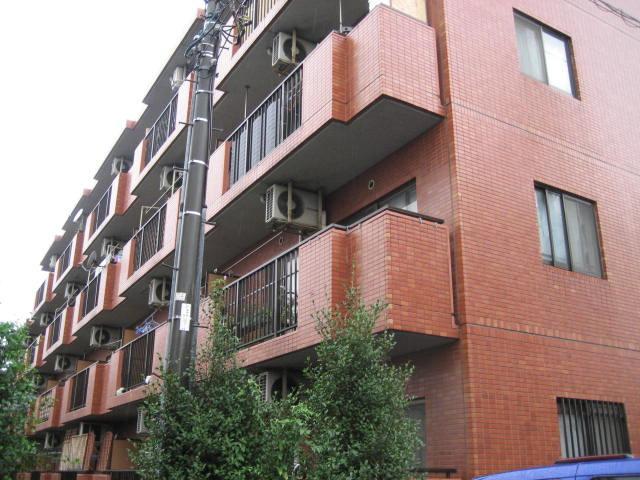 舎人公園 徒歩25分 1階 3DK 賃貸マンション