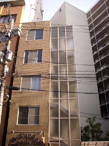 阿波座 徒歩1分 4階 1K 賃貸マンション