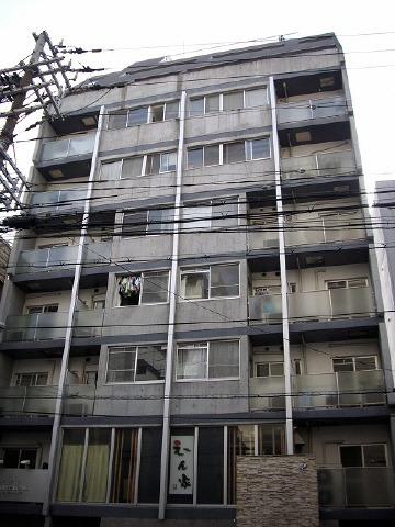 渡辺橋 徒歩4分 4階 1K 賃貸マンション