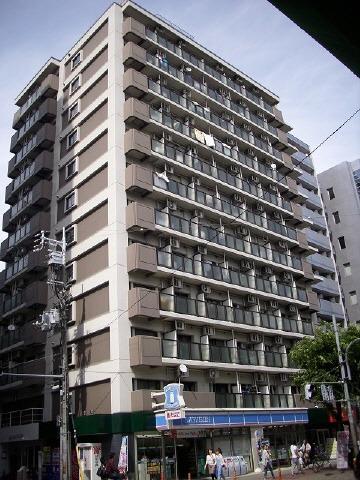 桜川 徒歩1分 11階 1K 賃貸マンション
