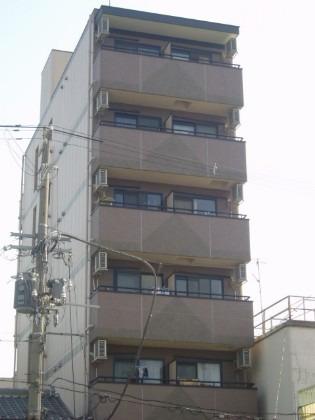 芦原橋 徒歩5分 4階 1K 賃貸マンション