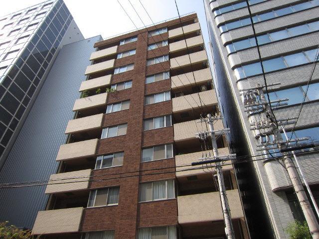 心斎橋 徒歩7分 4階 1K 賃貸マンション