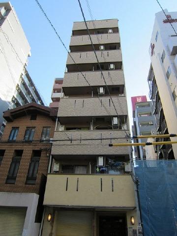 今宮 徒歩3分 7階 1K 賃貸マンション