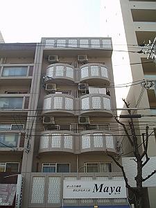 ドーム前千代崎 徒歩5分 5階 1K 賃貸マンション