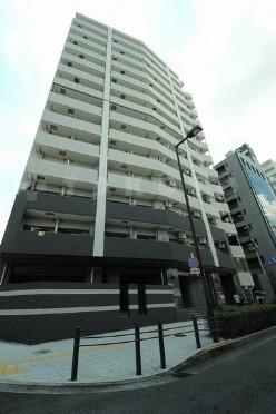 日本橋 徒歩8分 8階 1K 賃貸マンション