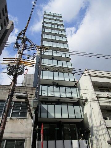 淀屋橋 徒歩12分 5階 1K 賃貸マンション