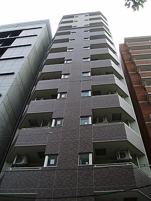 肥後橋 徒歩8分 7階 1K 賃貸マンション