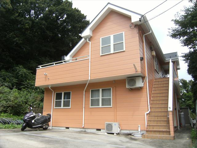 中山 バス10分 停歩5分 1階 2DK 賃貸アパート