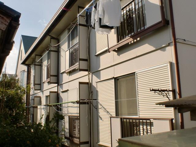 初富 徒歩11分 2階 1K 賃貸アパート