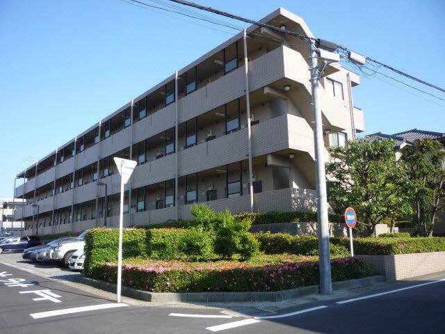 新松戸 徒歩12分 3階 1K 賃貸マンション