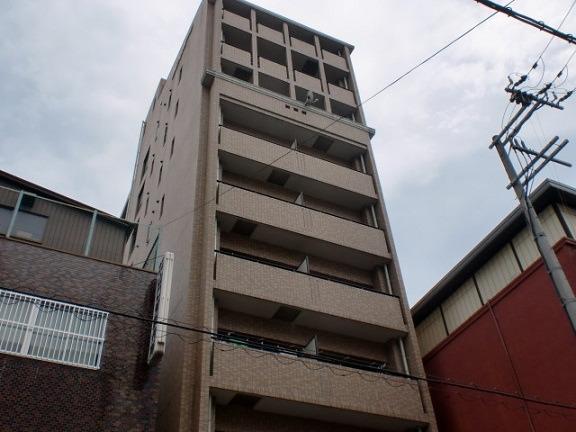 心斎橋 徒歩8分 5階 1K 賃貸マンション