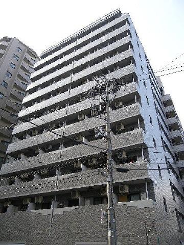 桜川 徒歩11分 6階 1K 賃貸マンション