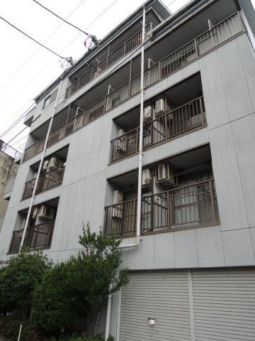 梅田 徒歩35分 3階 1K 賃貸マンション