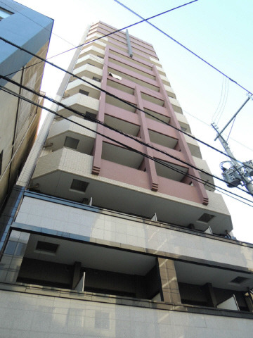 北浜 徒歩8分 15階 1K 賃貸マンション