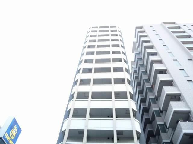 日本橋 徒歩2分 14階 1K 賃貸マンション
