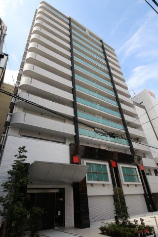 JR難波 徒歩10分 9階 1LDK 賃貸マンション