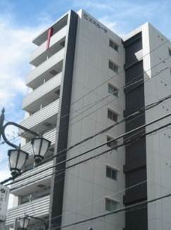 鶴ヶ丘 徒歩8分 5階 1DK 賃貸マンション
