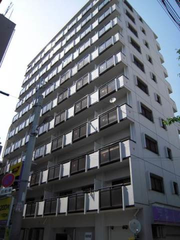 心斎橋 徒歩11分 4階 1K 賃貸マンション
