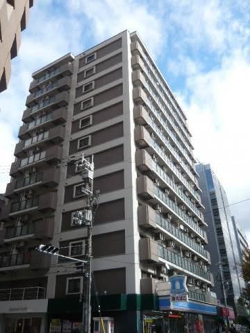 桜川 徒歩1分 8階 1K 賃貸マンション