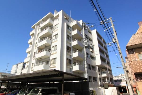 鶴橋 徒歩11分 5階 2DK 賃貸マンション