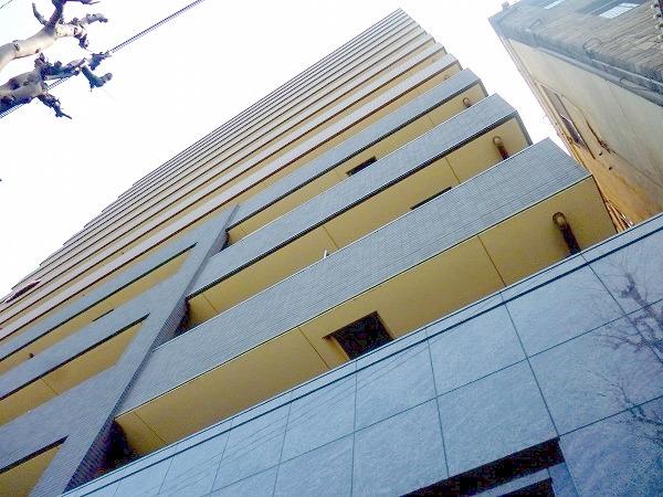 なんば 徒歩13分 8階 1K 賃貸マンション