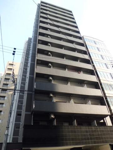 阿波座 徒歩4分 5階 1K 賃貸マンション