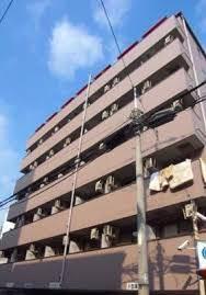 心斎橋 徒歩9分 6階 1K 賃貸マンション