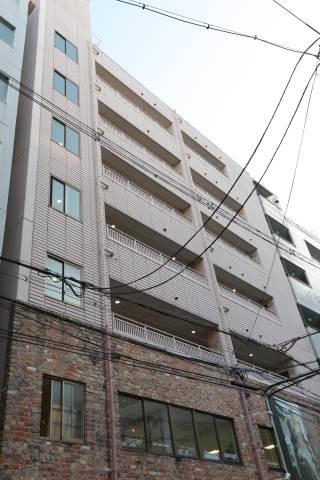京橋 徒歩7分 5階 1K 賃貸マンション