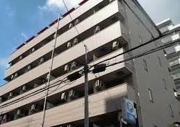 心斎橋 徒歩9分 5階 1K 賃貸マンション