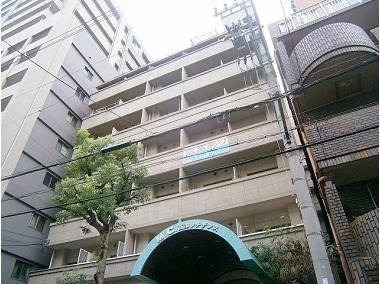 谷町九丁目 徒歩7分 8階 2DK 賃貸マンション