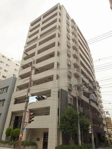 大阪上本町 徒歩8分 3階 1LDK 賃貸マンション