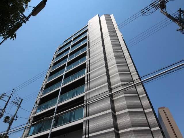 阿波座 徒歩8分 10階 1K 賃貸マンション