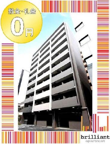 新福島 徒歩5分 4階 1K 賃貸マンション