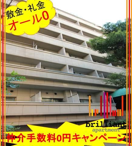 日本橋 徒歩3分 5階 1R 賃貸マンション