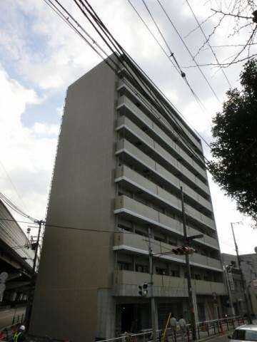 野田阪神 徒歩10分 9階 1K 賃貸マンション