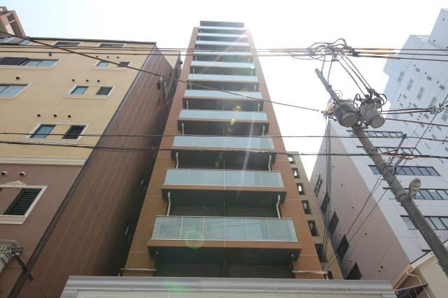 本町 徒歩8分 11階 1DK 賃貸マンション