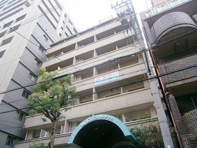 日本橋 徒歩6分 9階 2DK 賃貸マンション