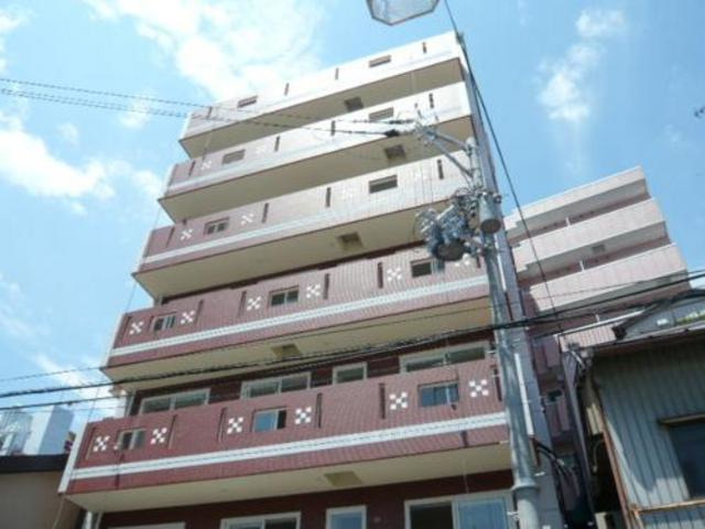 鶴橋 徒歩2分 2階 1K 賃貸マンション