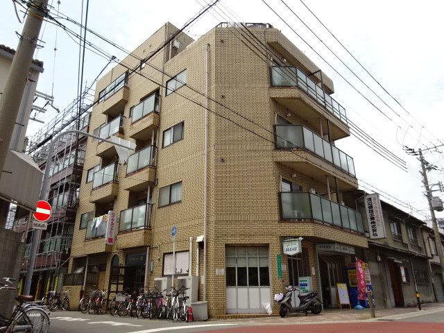 新深江 徒歩15分 5階 1R 賃貸マンション