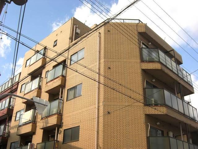 緑橋 徒歩13分 3階 1DK 賃貸マンション