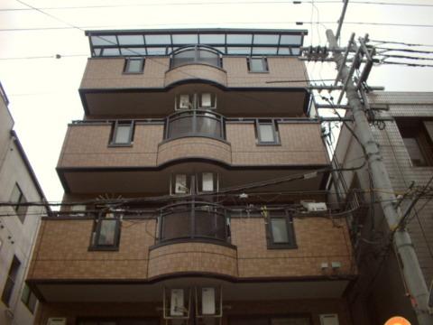 緑橋 徒歩3分 4階 1K 賃貸マンション