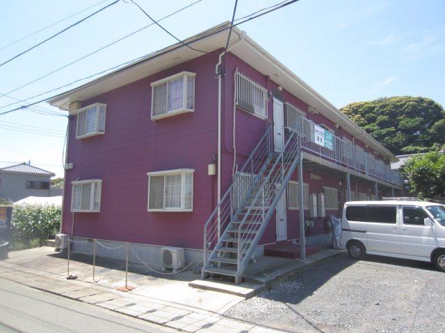 横須賀 バス42分 停歩13分 2階 3DK 賃貸アパート