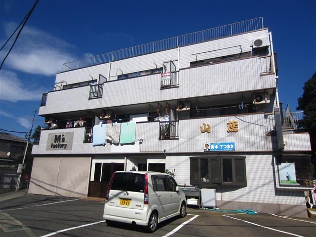 津久井浜 徒歩31分 3階 2K 賃貸アパート
