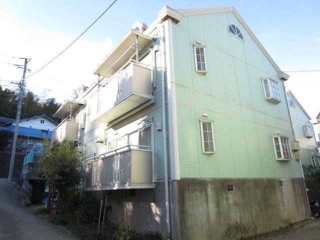横須賀 バス20分 停歩18分 1階 3DK 賃貸アパート