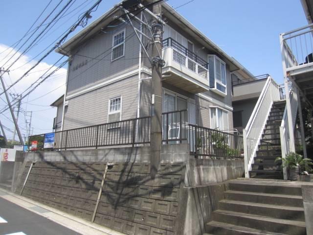 津久井浜 徒歩23分 1階 2DK 賃貸アパート