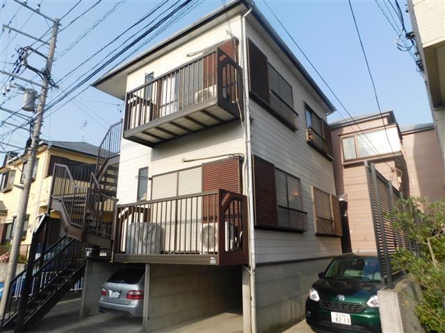 横須賀中央 バス25分 停歩8分 3階 2K 賃貸アパート