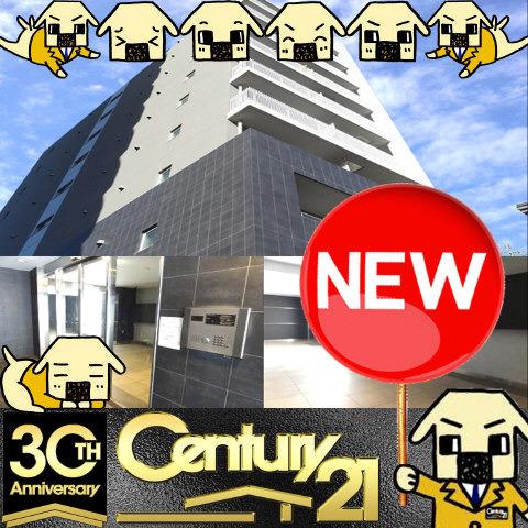 日本橋 徒歩7分 4階 1K 賃貸マンション
