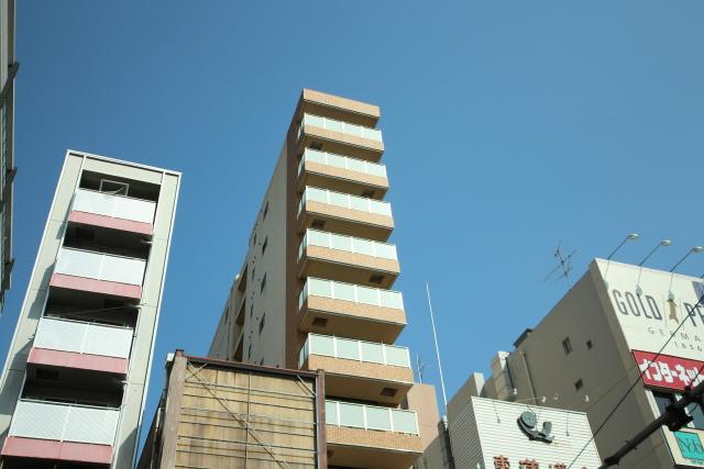 日本橋 徒歩1分 8階 1LDK 賃貸マンション